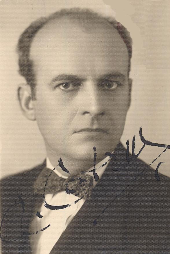 poetul Aron Cotruş